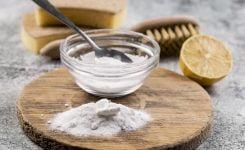 10 maneiras de usar bicarbonato de sódio na faxina